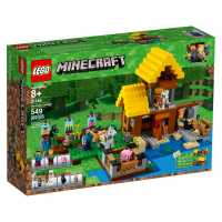 Конструктор LEGO Minecraft 21144 Фермерский коттедж