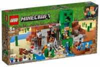 Конструктор LEGO Minecraft 21155 Шахта крипера