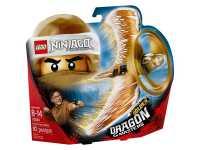 Конструктор LEGO Ninjago 70644 Хозяин Золотого дракона