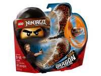 Конструктор LEGO Ninjago 70645 Коул - Мастер дракона