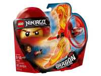 Конструктор LEGO Ninjago 70647 Кай - Мастер дракона