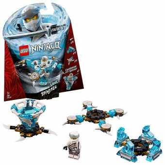 Конструктор LEGO Ninjago 70661 Ниндзяго Зейн: мастер Кружитцу