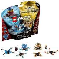 Конструктор LEGO Ninjago 70663 Ниндзяго Ния и Ву: мастера Кружитцу