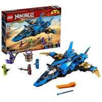 Конструктор LEGO Ninjago 70668 Штормовой истребитель Джея