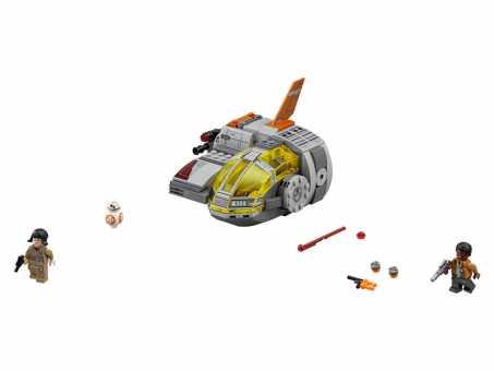 Конструктор LEGO Star Wars 75176 Транспортный корабль Сопротивления