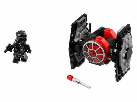 Конструктор LEGO Star Wars 75194 Микрофайтер Истребитель СИД Первого Ордена