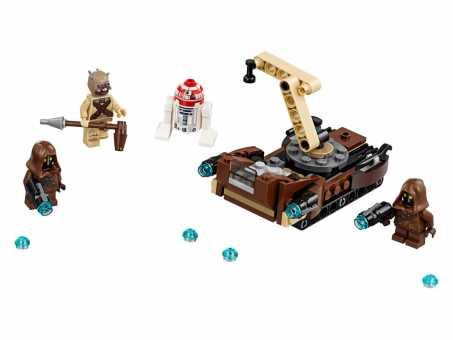 Конструктор LEGO Star Wars 75198 Боевой набор планеты Татуин
