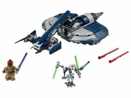 Конструктор LEGO Star Wars 75199 Боевой спидер генерала Гривуса