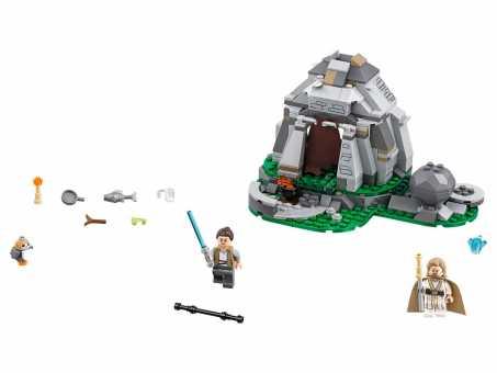 Конструктор LEGO Star Wars 75200 Тренировки на островах Эч-То