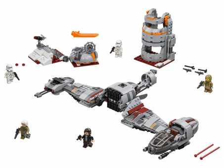 Конструктор LEGO Star Wars 75202 Защита Крайта