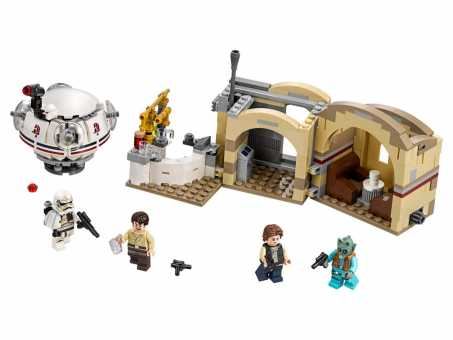 Конструктор LEGO Star Wars 75205 Кантина Мос-Эйсли
