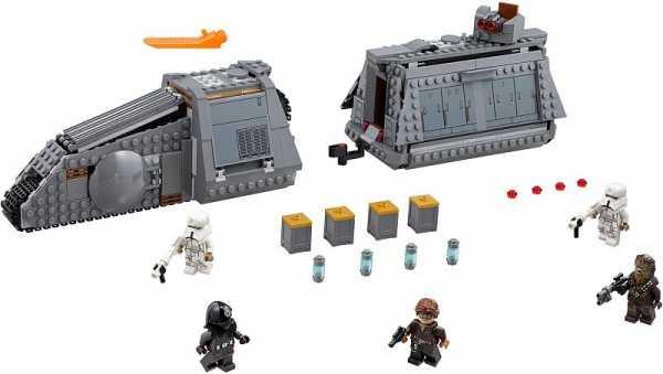 Конструктор LEGO Star Wars 75217 Имперский транспорт