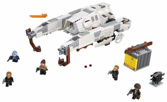 Конструктор LEGO Star Wars 75219 Конструктор Имперский шагоход-тягач