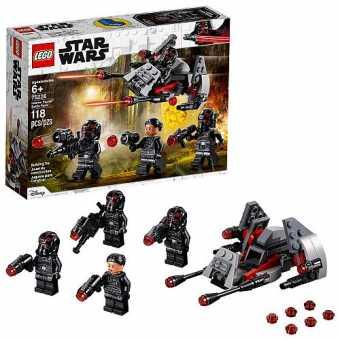 Конструктор LEGO Star Wars 75226 Боевой набор отряда Инферно