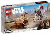 Конструктор LEGO Star Wars 75265 Микрофайтеры: Скайхоппер T-16 против Банты