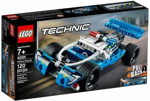 Конструктор LEGO Technic 42091 Полицейская погоня