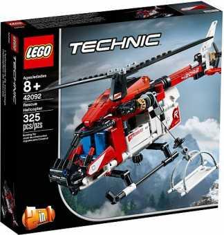 Конструктор LEGO Technic 42092 Спасательный вертолёт