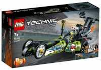 Конструктор LEGO Technic 42103 Драгстер