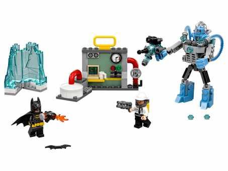 Конструктор LEGO The Batman Movie 70901 Ледяная атака мистера Фриза