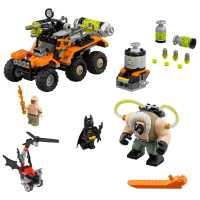 Конструктор LEGO The Batman Movie 70914 Химическая атака Бэйна