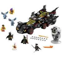 Конструктор LEGO The Batman Movie 70917 Крутой Бэтмобиль