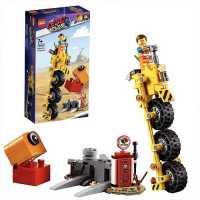 Конструктор LEGO The LEGO Movie 70823 Трехколёсный велосипед Эммета