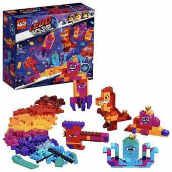 Конструктор LEGO The LEGO Movie 70825 Шкатулка королевы Многолики «Собери что хочешь»