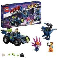 Конструктор LEGO The LEGO Movie 70826 Рэкстремальный внедорожник Рэкса