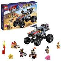 Конструктор LEGO The LEGO Movie 70829 Побег Эммета и Дикарки на багги