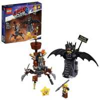 Конструктор LEGO The LEGO Movie 70836 Боевой Бэтмен и Железная борода