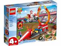 Конструктор LEGO Toy Story 10767 Трюковое шоу Дюка Бубумса