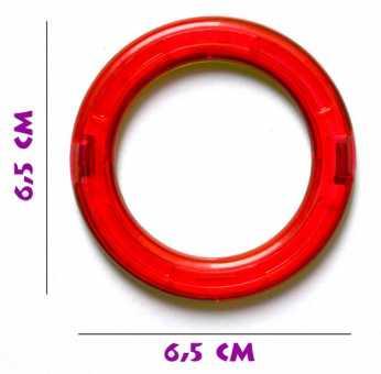 Круг - деталь магнитного конструктора