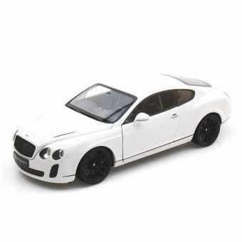 Легковой автомобиль Welly Bentley Continental Supersports (18038) 1:18
