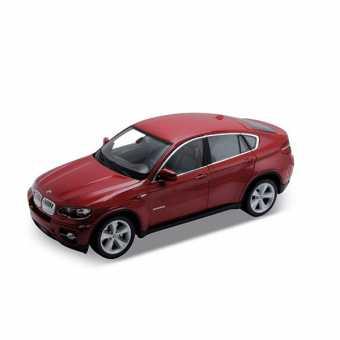 Легковой автомобиль Welly BMW X6 (18031) 1:18