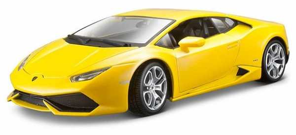 Легковой автомобиль Welly Lamborghini Huracan (18049) 1:18