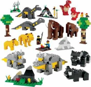 Конструктор LEGO Education PreSchool 9334 Животные