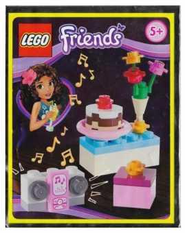 Конструктор LEGO Friends 561504 Маленькая вечеринка