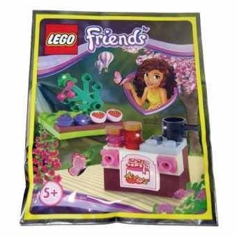 Конструктор LEGO Friends 561506 Сад и кухня