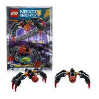 Конструктор LEGO Nexo Knights 271604 Два паука