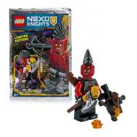 Конструктор LEGO Nexo Knights 271605 Огненный воин