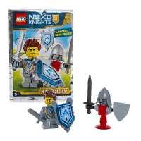 Конструктор LEGO Nexo Knights 271608 Малыш Клэй