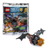 Конструктор LEGO Nexo Knights 271609 Бэтган