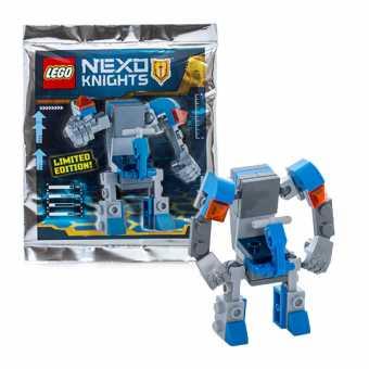 Конструктор LEGO Nexo Knights 271610 Могучий механический робот