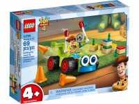 LEGO Toy Story 10766 Вуди на автомобиле