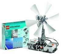 Электронный конструктор LEGO Education Machines and Mechanisms 9688 Возобновляемые источники энергии