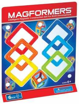 Магнитный конструктор Magformers Standart 63086-6