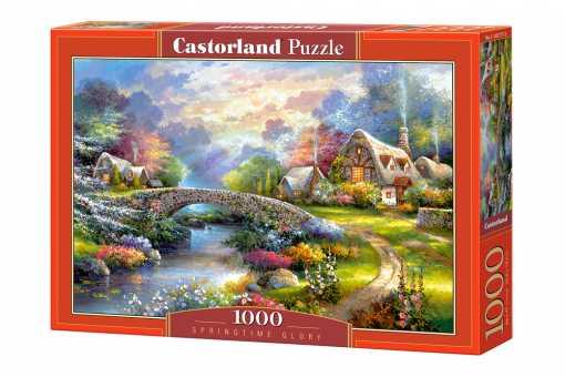 Пазл Castorland Springtime Glory (C-103171) , элементов: 1000 шт.