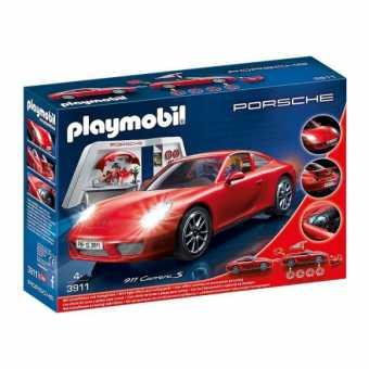 Playmobil 3911 Конструктор Плеймобил Лицензионные автомобили Porsche 911 Carrera S