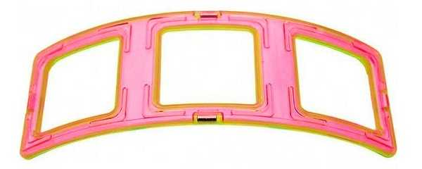 Супер-арка (премиум) - деталь магнитного конструктора