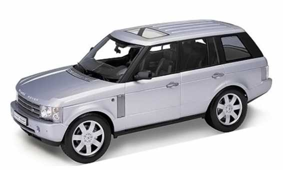 Внедорожник Welly Land Rover Range Rover (12536) 1:18